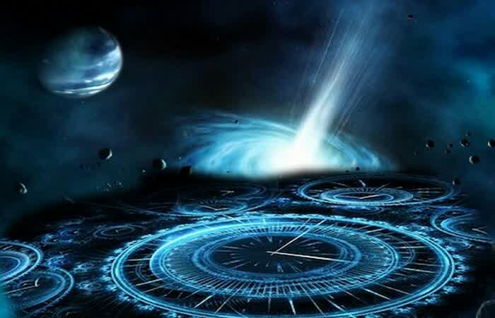 Time and the universe