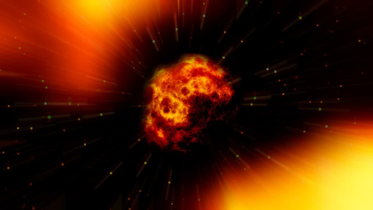 Thermodynamics and star explosion
