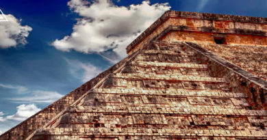 Mayans and the galactic center
