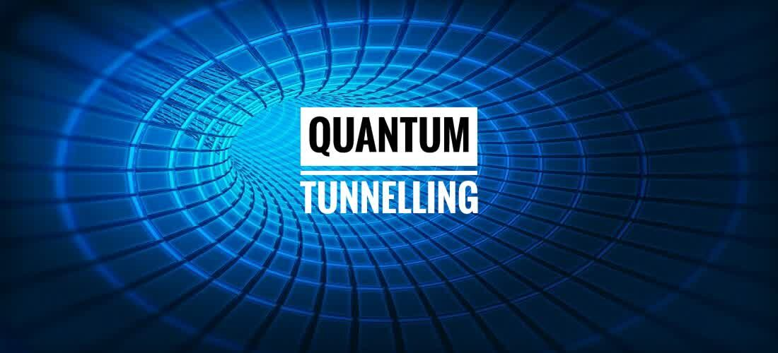 Explanation of quantum tunnelling
