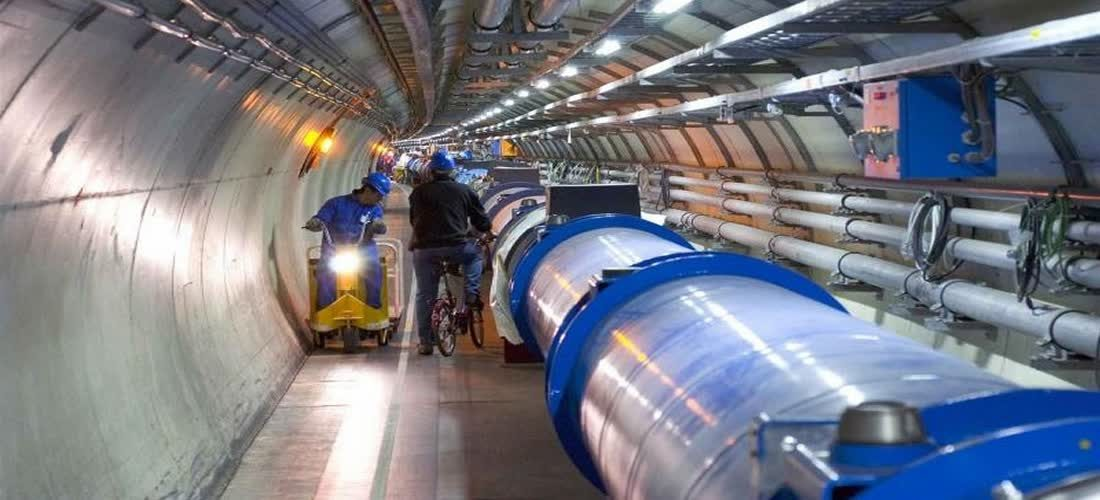 The World's Largest Particle Collider